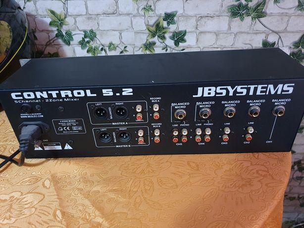 Mixer jbsystem controler