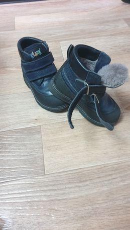 Продам зимнию детскую обувь TiFLANT для мальчика