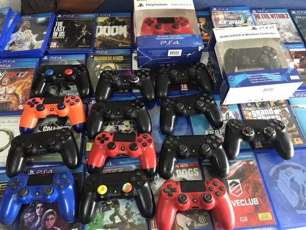 Manete ps 4 controler ps 4 PlayStation