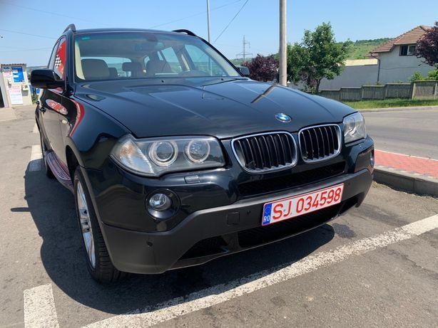 BMW X3 facelift 2008 4X4