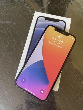 В РАССРОЧКУ Apple iPhone 12 64GB Black черный цвет