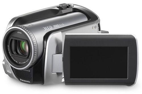 Handy-camera PANASONIC HDD 30Gb+geanta+monopied