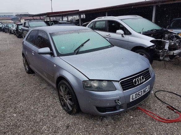 Audi a3 8p 2.0 fsi на части
