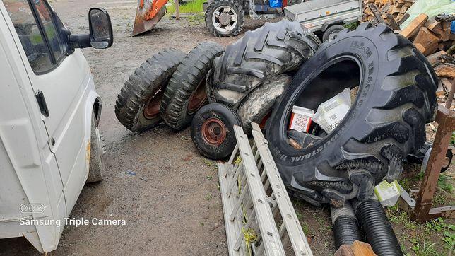Cauciuc tractor R24 si vola 16.9 R 30