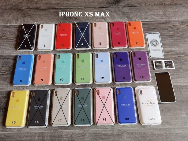 Husa Folie Silicon Iphone apple 7 8 X XS Xs Max lichidare stoc