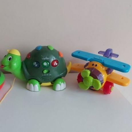 Бебешки музикални играчки