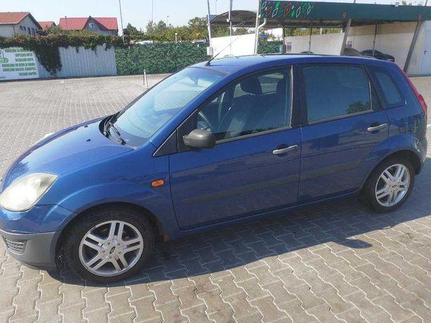 Ford Fiesta 1.25 cmc