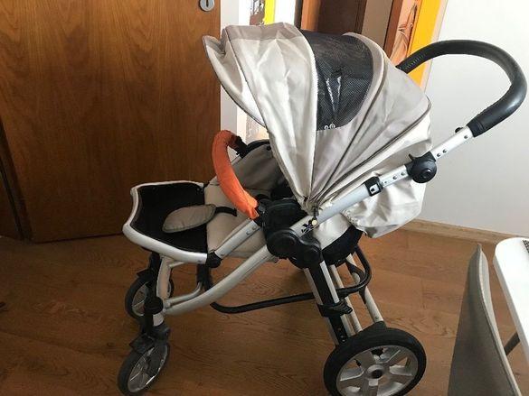 X-lander бебешка количка