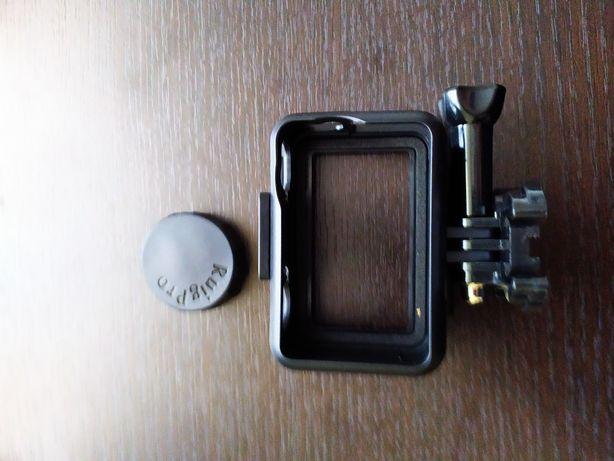 Rama/frame camera actiune DJI Osmo Action bonus capac silicon lentila
