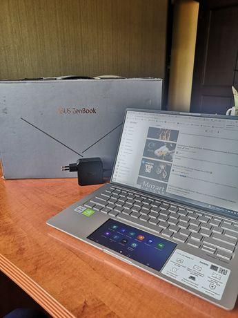 Ультрабук ASUS Zenbook, Core i5-10210U/16 Гб/SSD 512 Гб/GeForce MX350