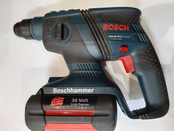 Перфоратор BOSCH GBH 36V Compact Professional
