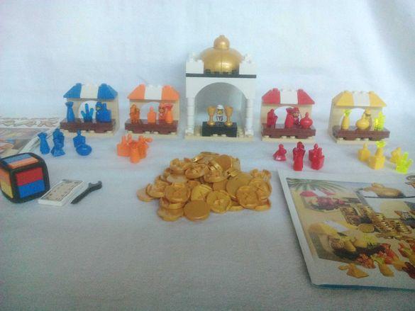 Lego 3849 Orient Bazaar Board Game
