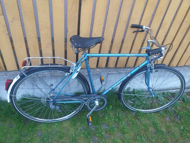 Bicicleta colecție Gazelle