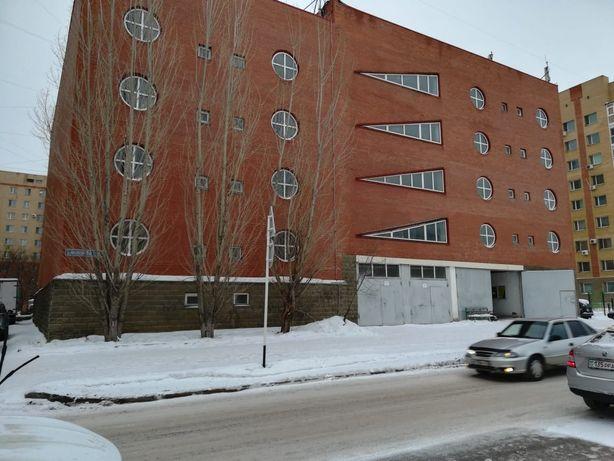 Парковочное место в паркинге по адресу Иманбаевой 8 А
