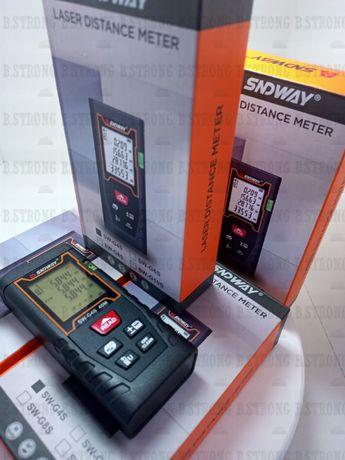 Aparat masura laser 40M SNDWAY Digital Portabil usor de Utilizat