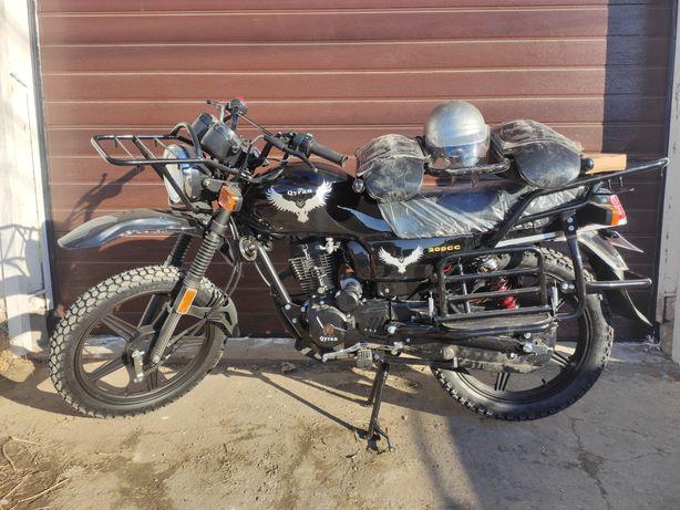 мотоцикл мото классик/байкерски/горный