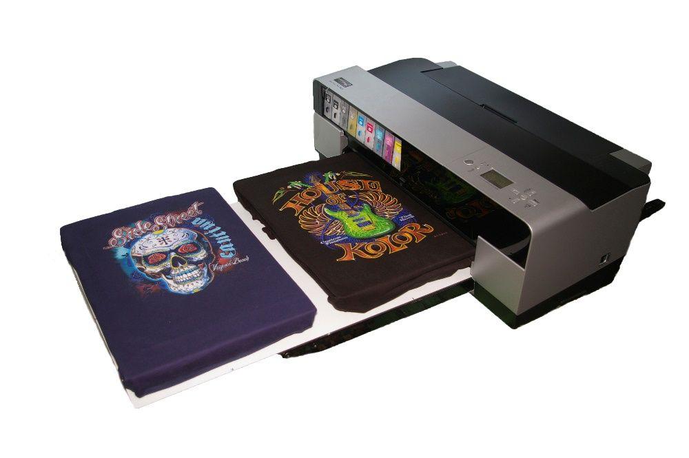 Imprimanta de tricouri Dtg A2 direct pe textile Odorheiu Secuiesc - imagine 1