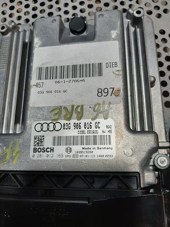 calculator motor Ecu audi a6 4f 2007 bre 140 cp 03g906016gc