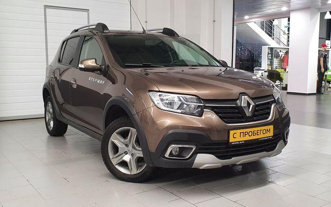 Renault Sanders Stepway 2019