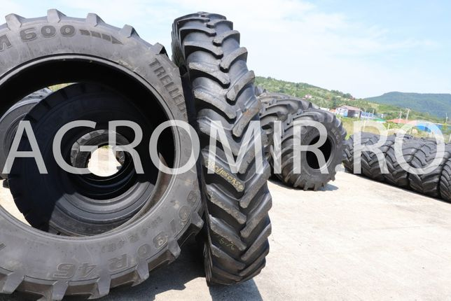 380/105R50 radial Anvelope legumicole pt met / tractor cu GARANTIE