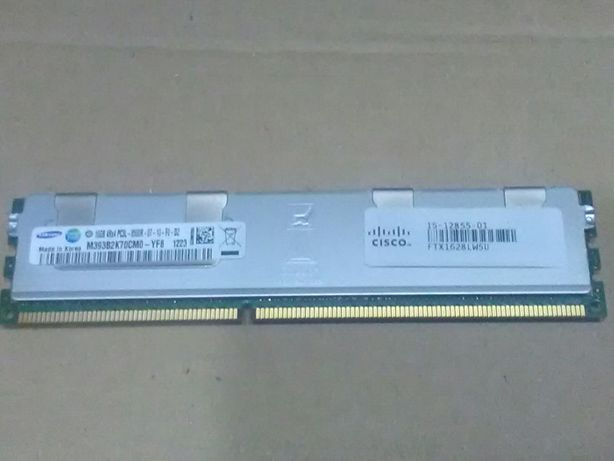 160gb memorie server workstation ddr3 ecc 8500r 10x16GB rank 4x4