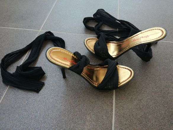 оригинални дамски обувки мис сиксти