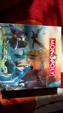 Monopoly Junior - Avatar, joc societate