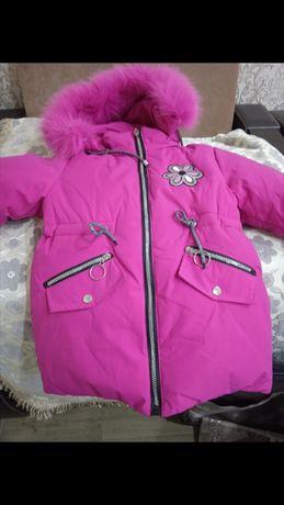 Продам детскую куртку, новую