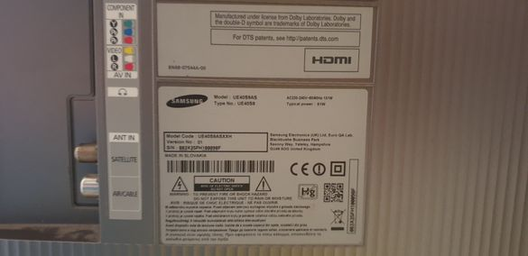 Samsung Uhd40