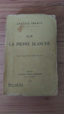 Carti vechi in limba franceza
