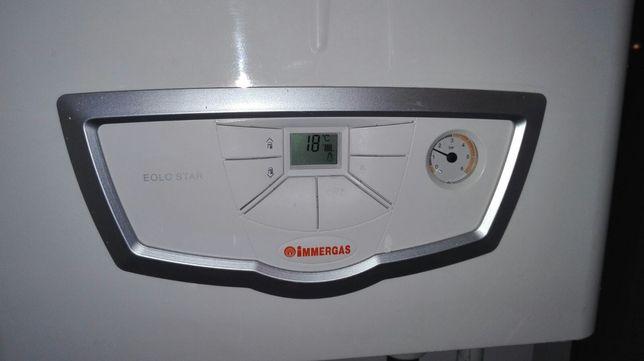 Reparații pe loc centrala termică Immergas, Repar placă electronică
