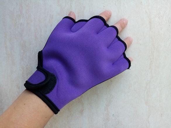 Ръкавици за плуване - неопрен