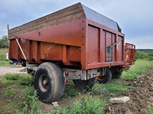 Remorca Basculabila Agricola Tractor Corne 11 tone