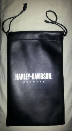Harley davidson pouch saculet toc ochelari de soare de vedere