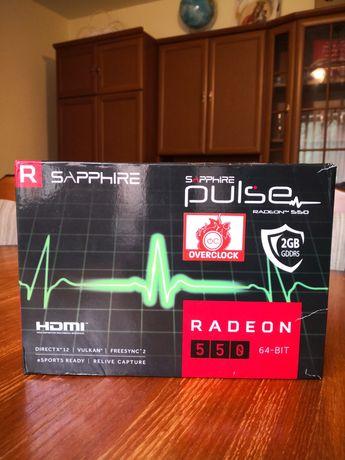 Radeon RX 550 2gb OC