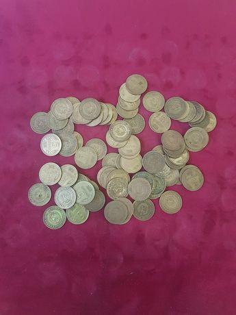 Монети от 5 стотинки 1974