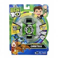BEN 10 Ceas Clasic Omnitrix- Ben 10 Figurina