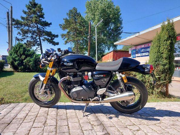 Motocicleta Triumph Thruxton 1200 RS Second