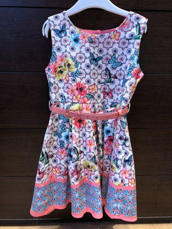 Детска рокля 4-5 год