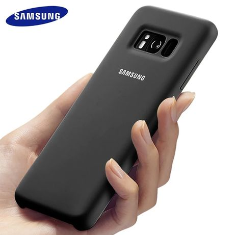 Husa silicon Samsung S8 S8+ + Plus 360