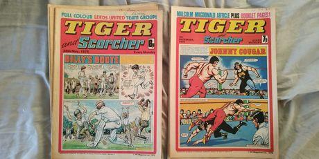 Списание Tiger (английско)