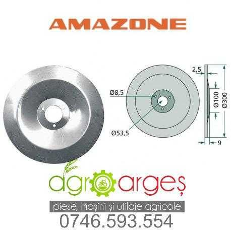 Disc Taler Brazdar Amazone Pitesti - imagine 1