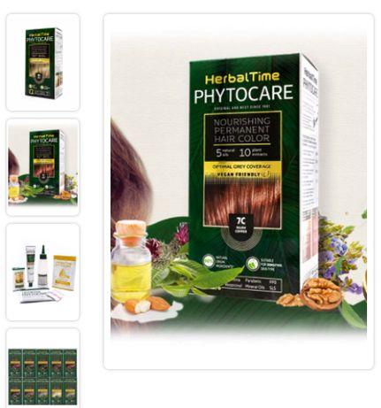 Vopsea pentru păr Herbal Time Phytocare