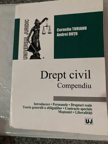 Carte drept civil compediu
