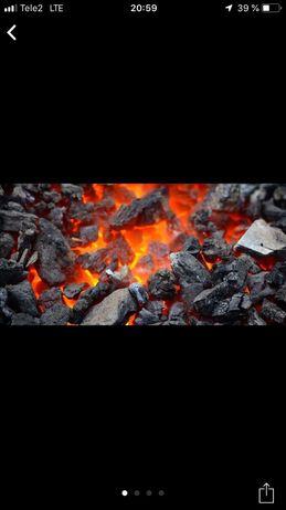 Уголь жаростойкий, каражаринский, шубаркульский