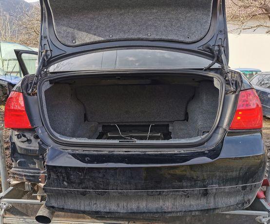Portbagaj / capota spate cu triple stopuri  led bmw E90 facelift 320i