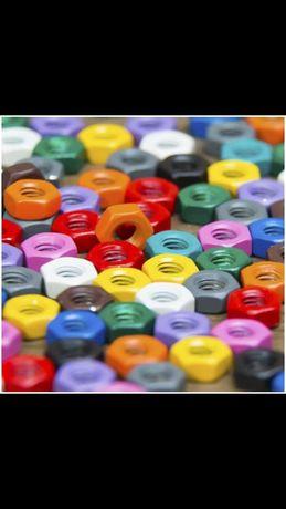 Порошковая , полимерная покраска