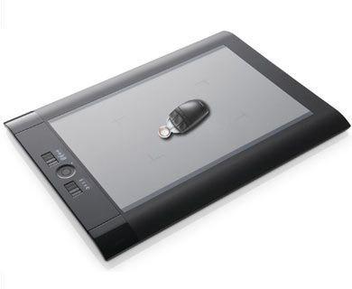 НОВИ графични таблети за рисуване Wacom Intous Pro