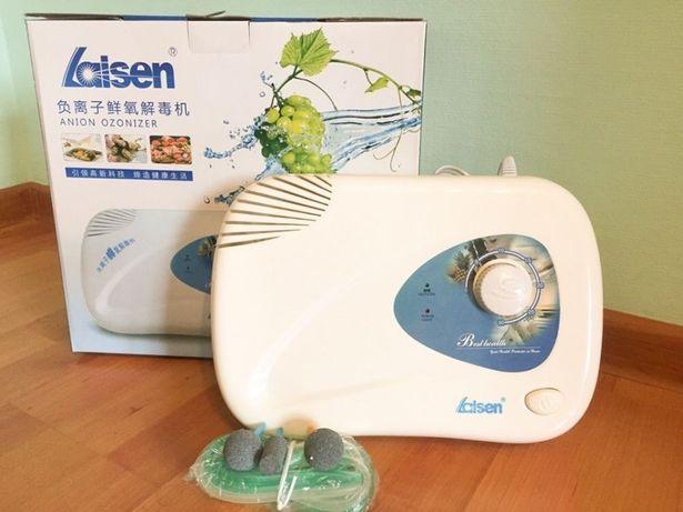 Озонатор-ионизатор (очиститель воды, воздуха и продуктов питания)