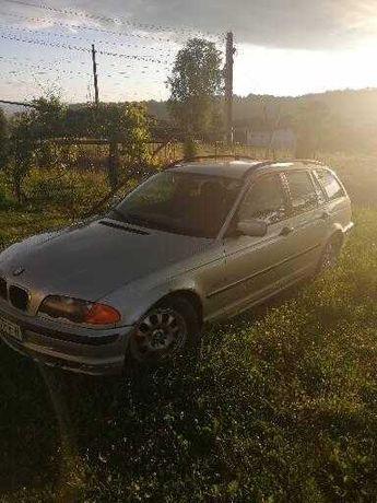 Vând BMW E46 320D pt. dezmembrare